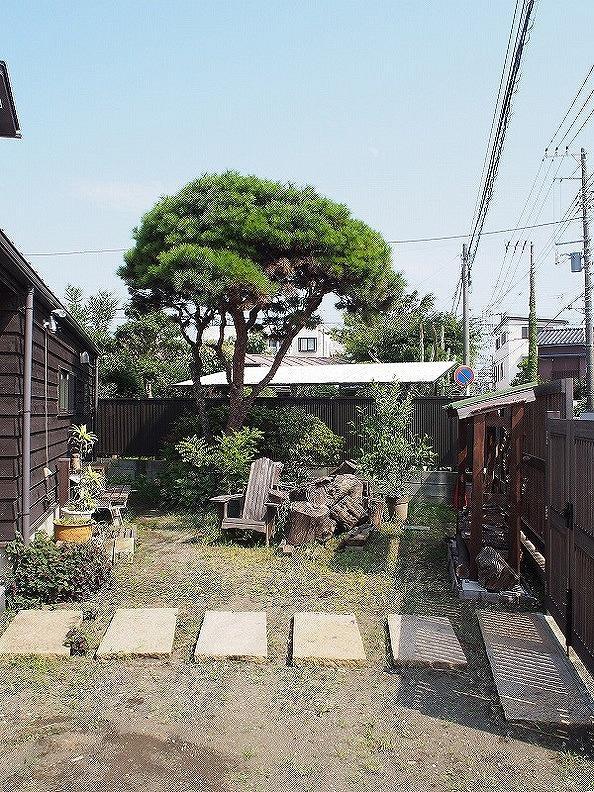 庭の工事を楽しんでもらえる余白がまだあります!