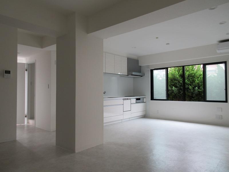 2階(賃貸中)の室内|2019年撮影