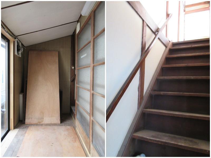 廊下 階段