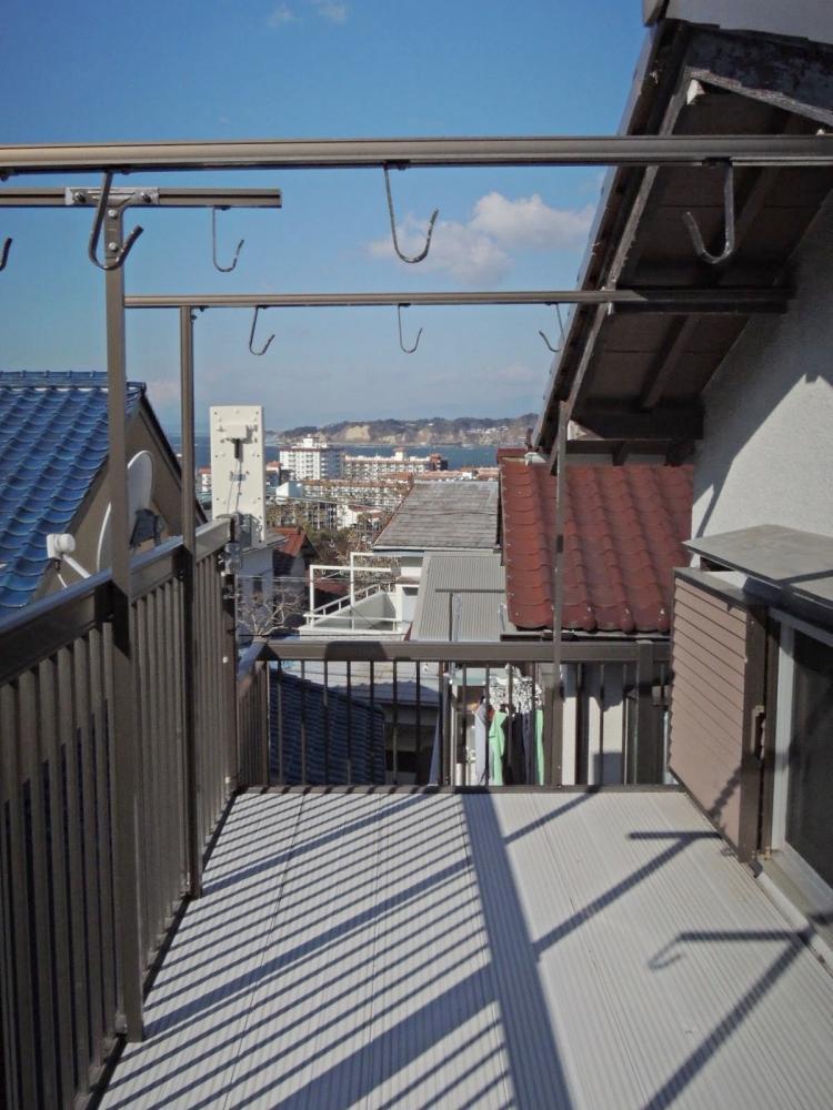 2階|バルコニー