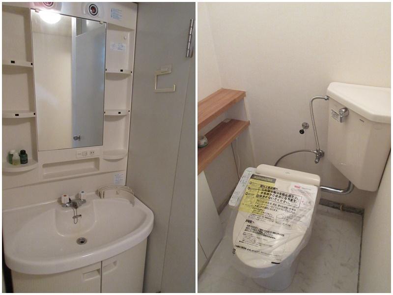 洗面 トイレ(交換がおすすめ)