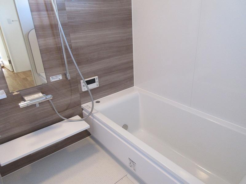 浴室ももちろんピカピカ