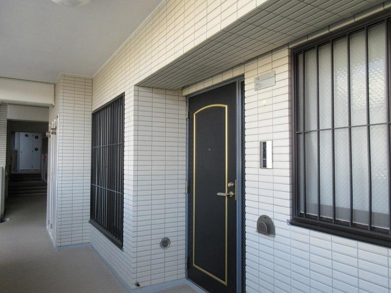玄関ドア(共用部)