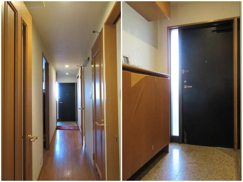 廊下|玄関