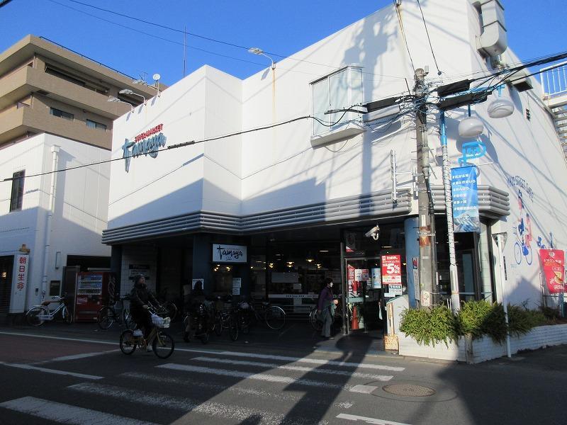 雄三通りの店舗|茅ヶ崎のお台所。スーパーたまや