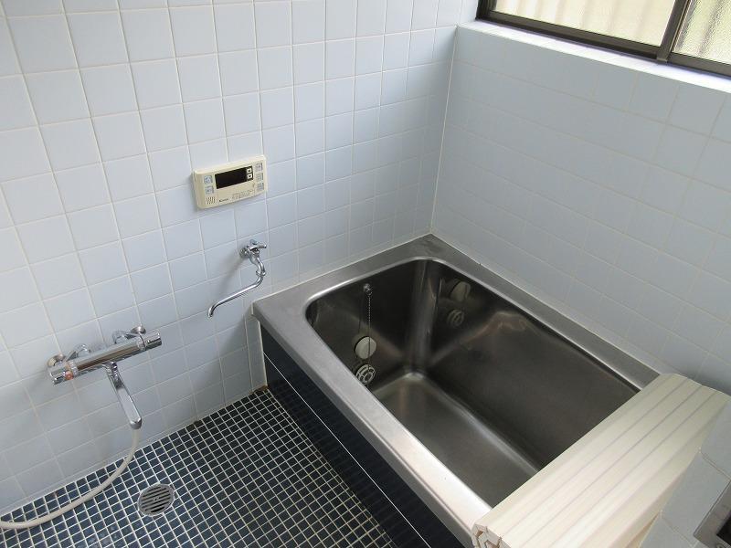 「おふろ」と呼びたくなる浴室