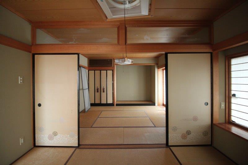 3階和室。