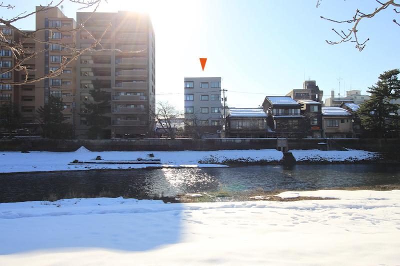 【すぐ住める】川沿いAPARTMENT (金沢市並木町の物件) - 金沢R不動産