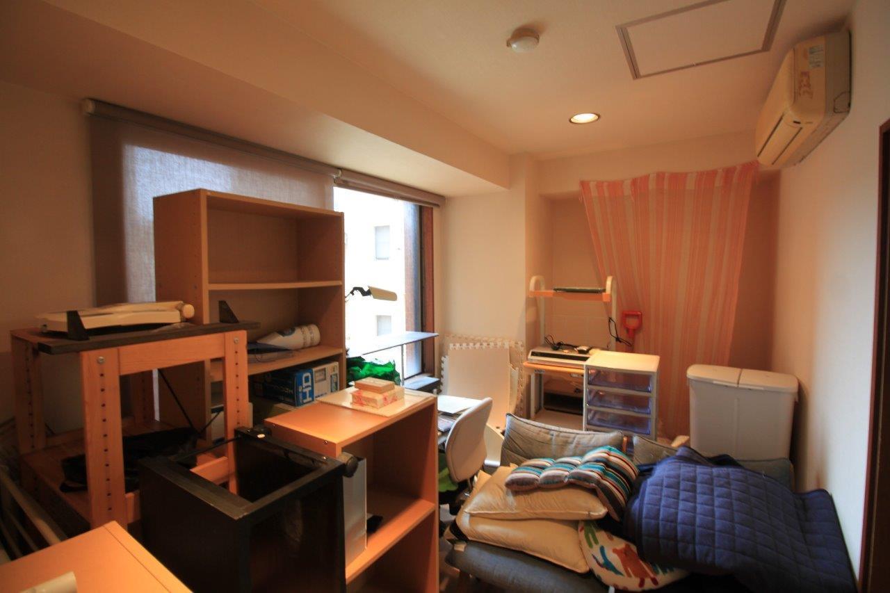 和室横の洋室。ここから浅野川を望めます