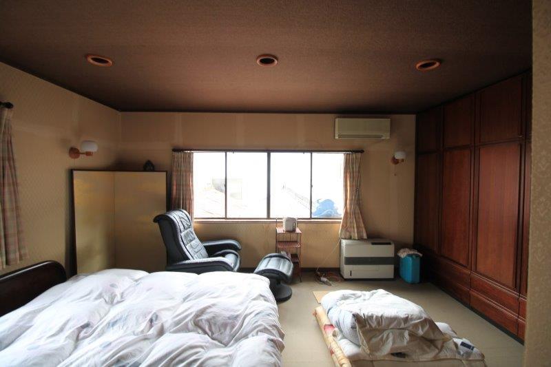 3階寝室。