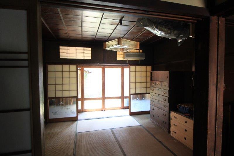 1階和室。
