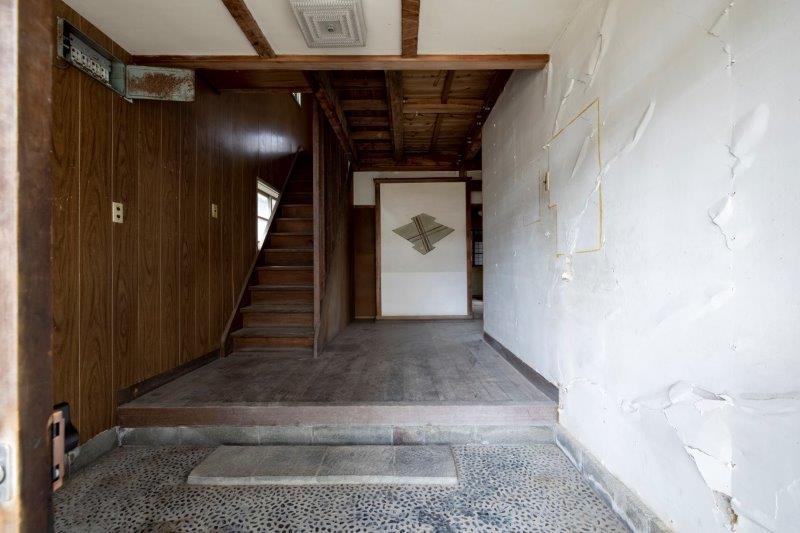 【レトロ棟】玄関