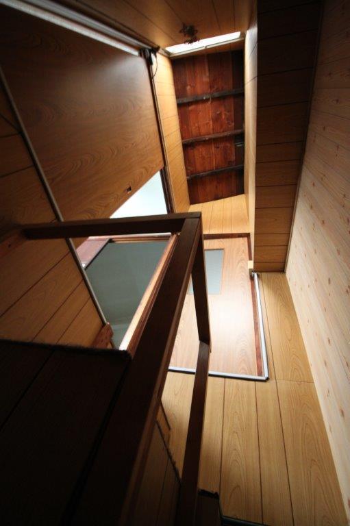 B棟:実は屋根裏部屋があります。
