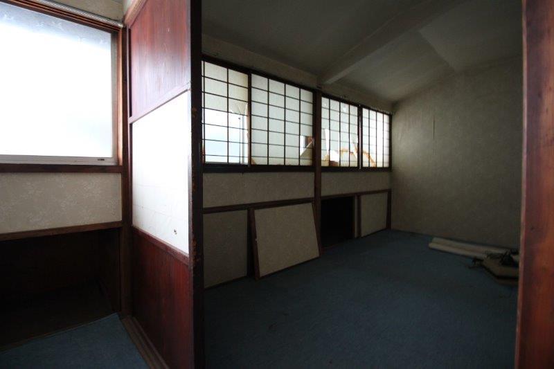 B棟:部屋裏部屋 2間あります。