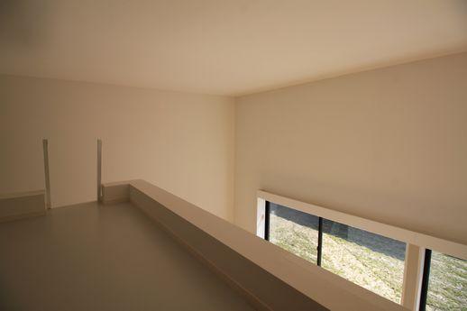 ロフトと天井空間がとても雰囲気あります。