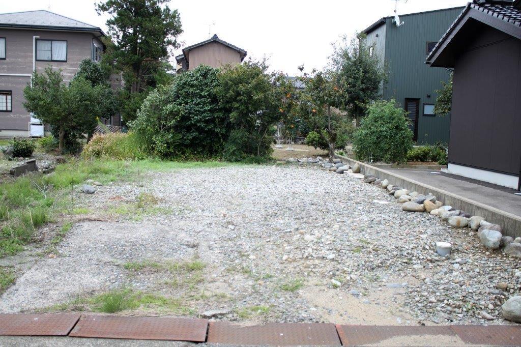 元珈琲焙煎工場として使用されていた土地