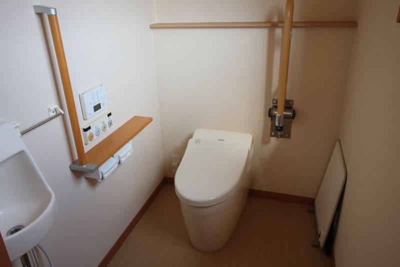 この他にもう1つトイレがあります。