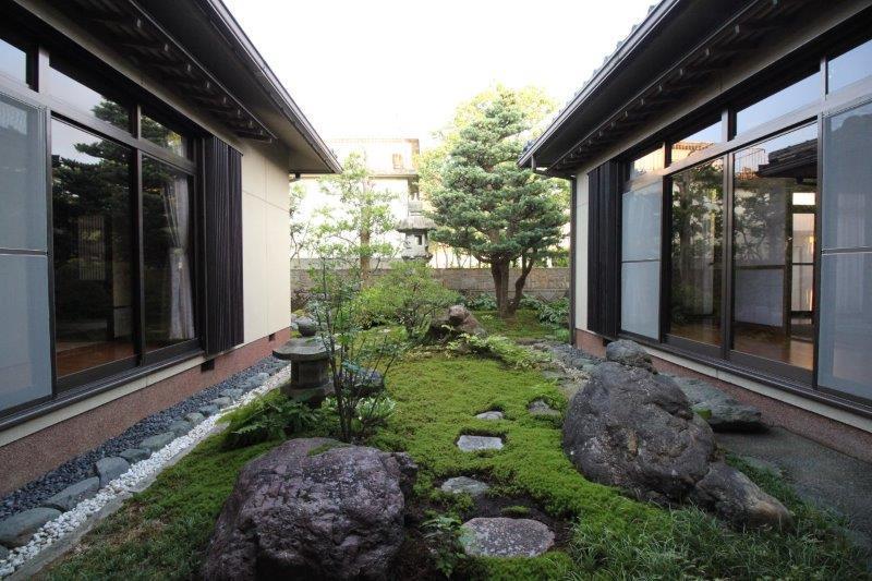 苔庭・心鎮まる家 (金沢市鈴見台4丁目の物件) - 金沢R不動産
