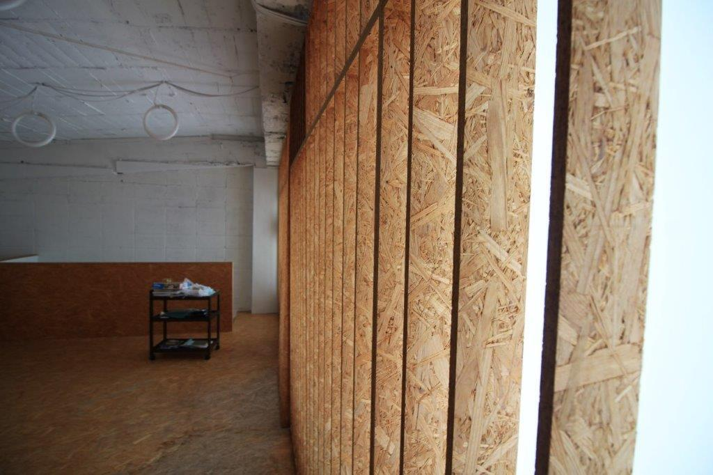 家具屋ならではの木を生かした空間