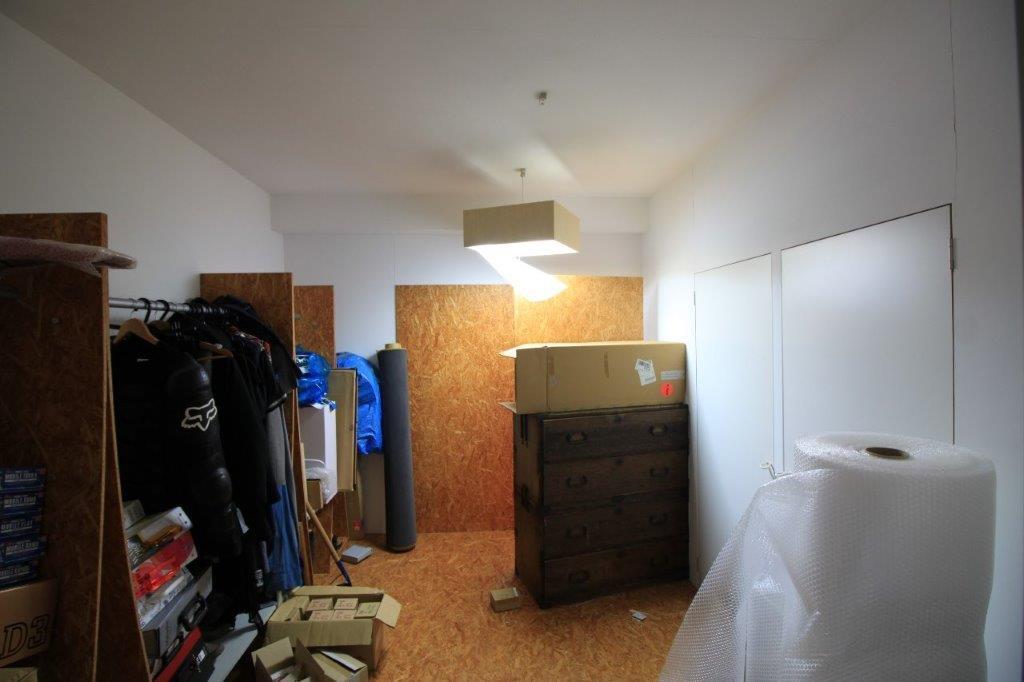 2階奥の倉庫