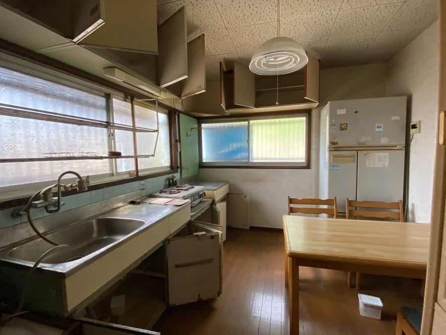 ダイニングキッチン(1階)