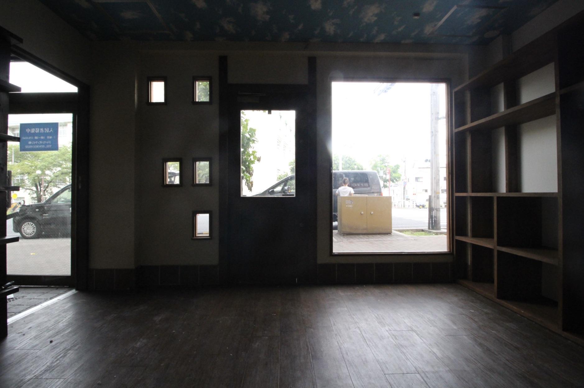 1階店舗区画