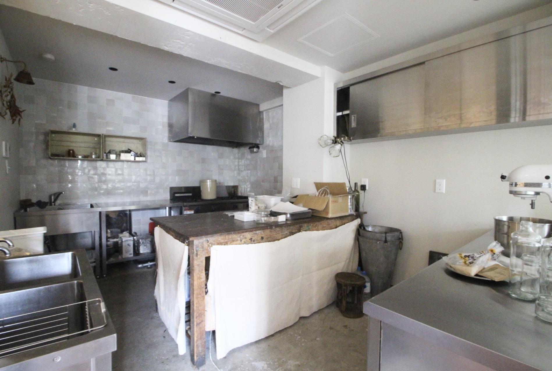 設備の整ったキッチン