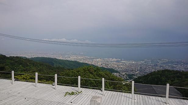 180°パノラマ (神戸市灘区六甲山町西谷山の物件) - 神戸R不動産