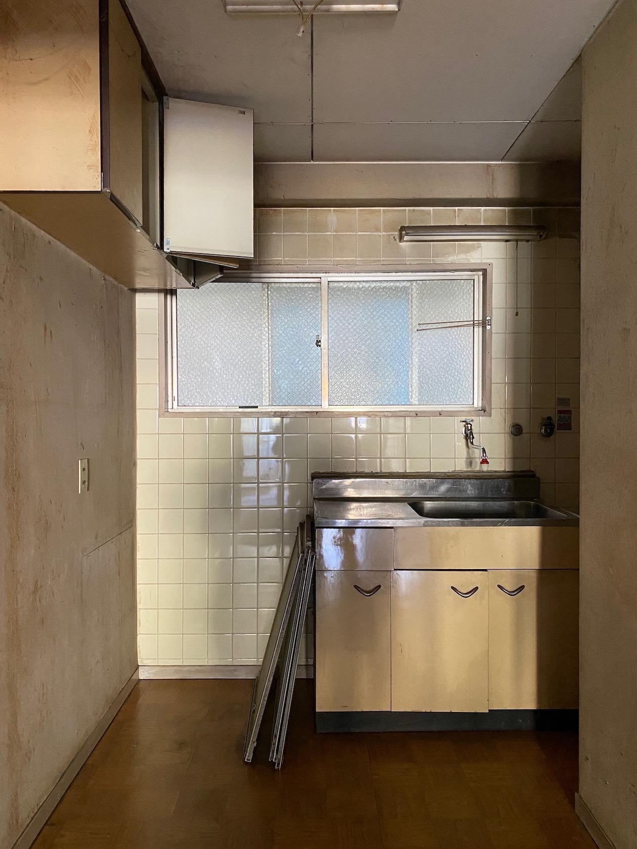 二階 キッチン