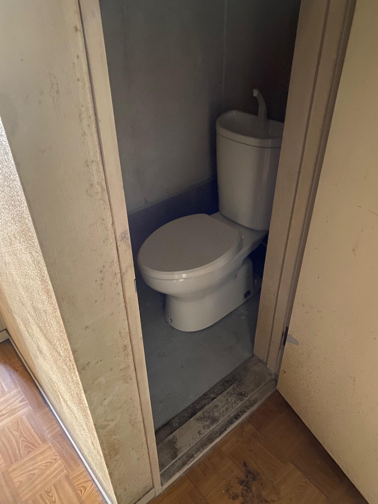 二階 トイレ