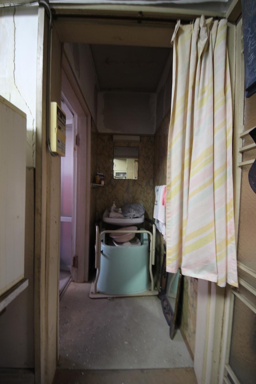 1階洗面脱衣室