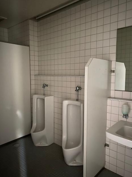 トイレも良好な状態。