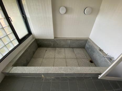 ボイラー設置が必要ですが、お風呂はご覧のクオリティ。