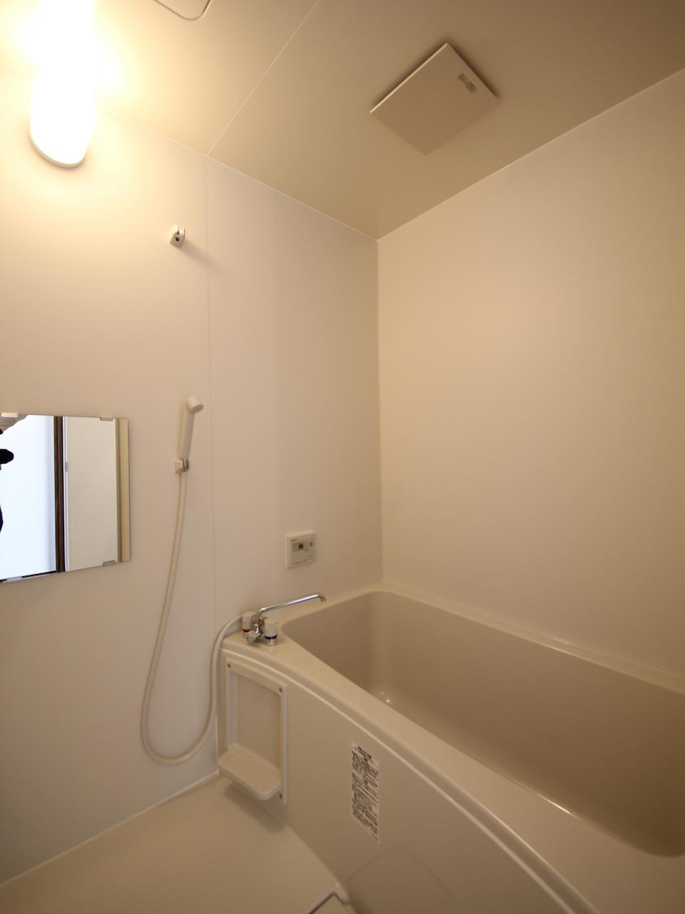 3階浴室 この価格帯にしては小さいです