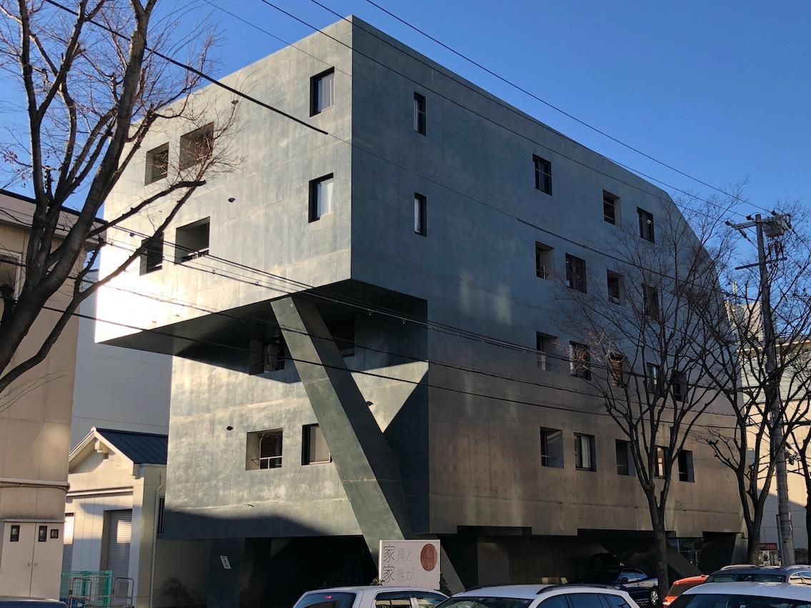 魅惑のコンクリート-事業可- (芦屋市上宮川町の物件) - 神戸R不動産