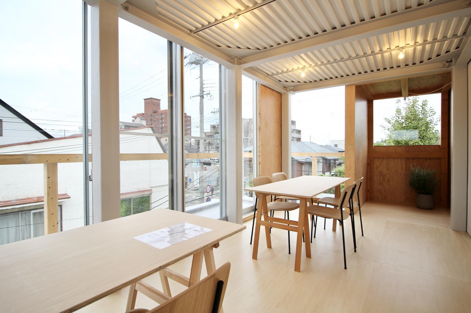 まちに開かれたオフィス (芦屋市浜町の物件) - 神戸R不動産