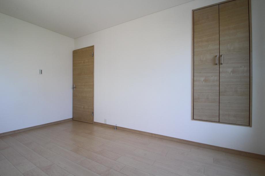 上階の北東洋室