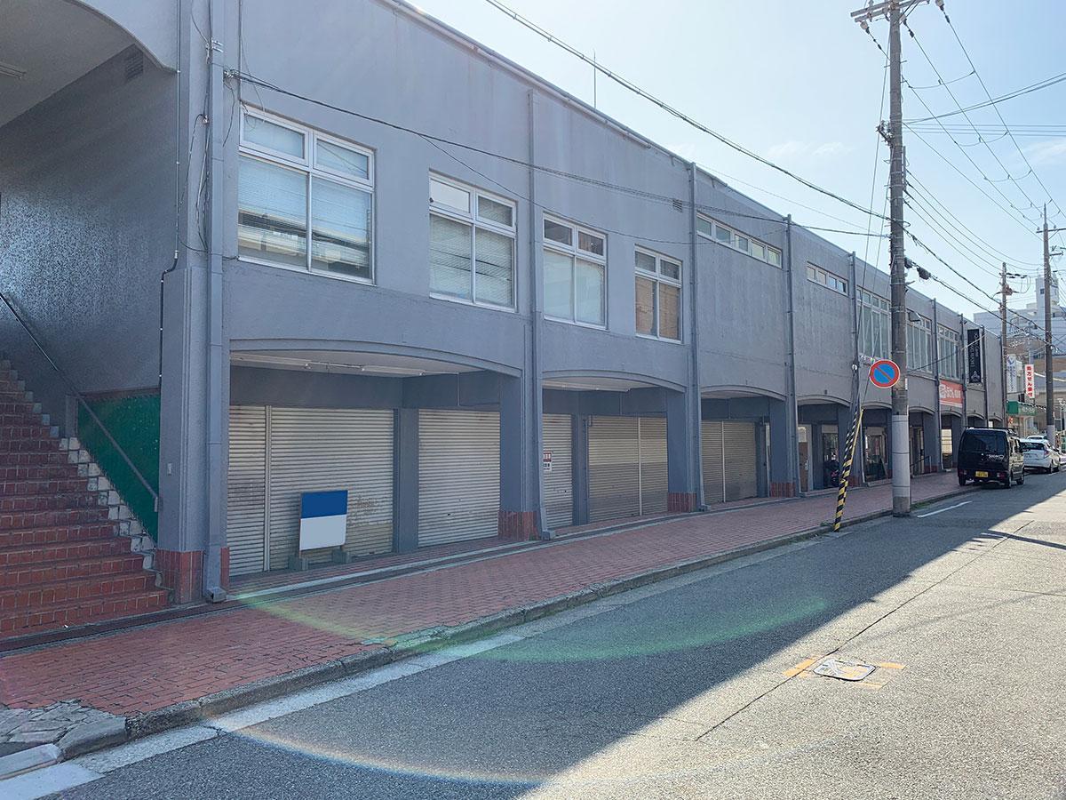 ローカルアーケードで商いを (明石市西新町の物件) - 神戸R不動産