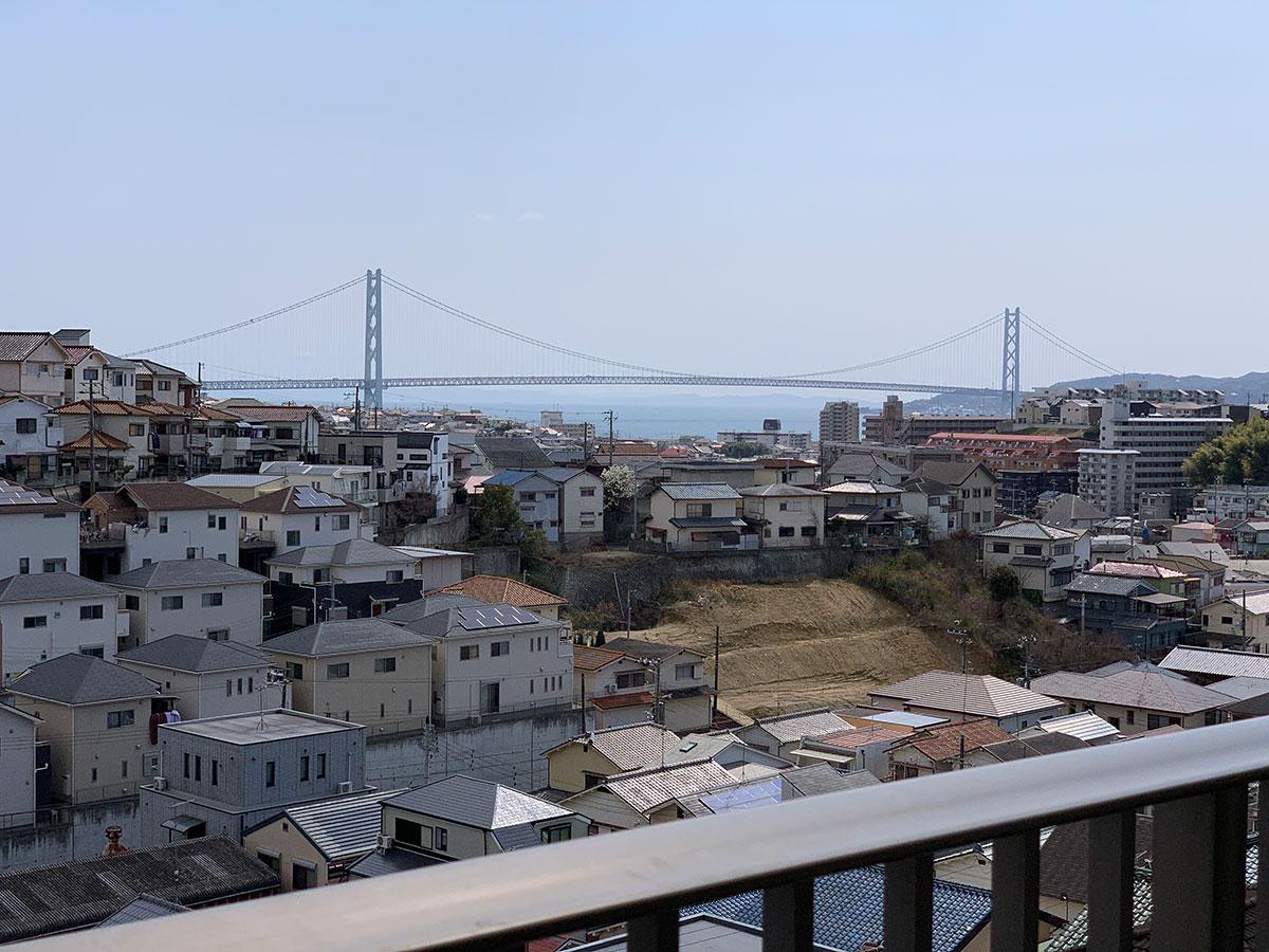見下ろせば海峡 -リノベ素材- (明石市西朝霧丘の物件) - 神戸R不動産