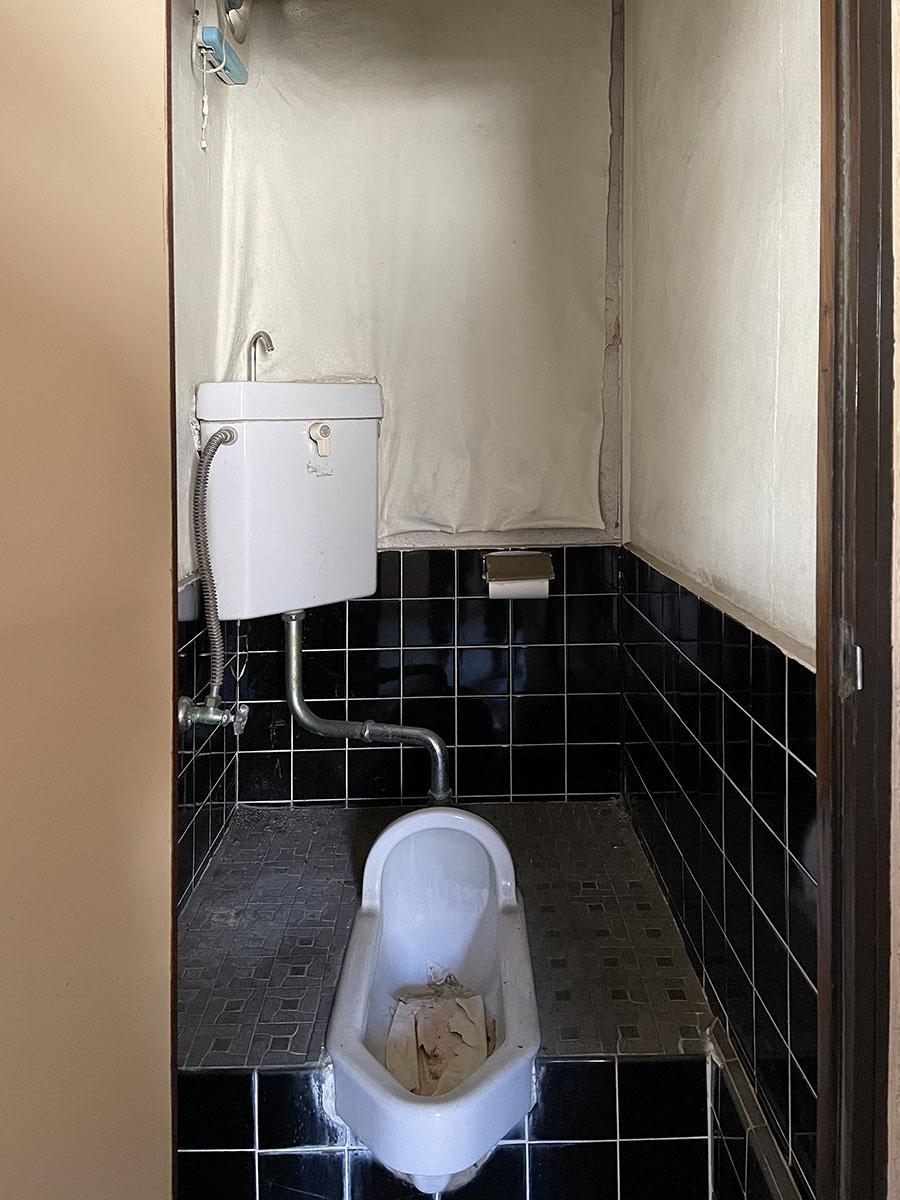 1Fトイレ(和式)