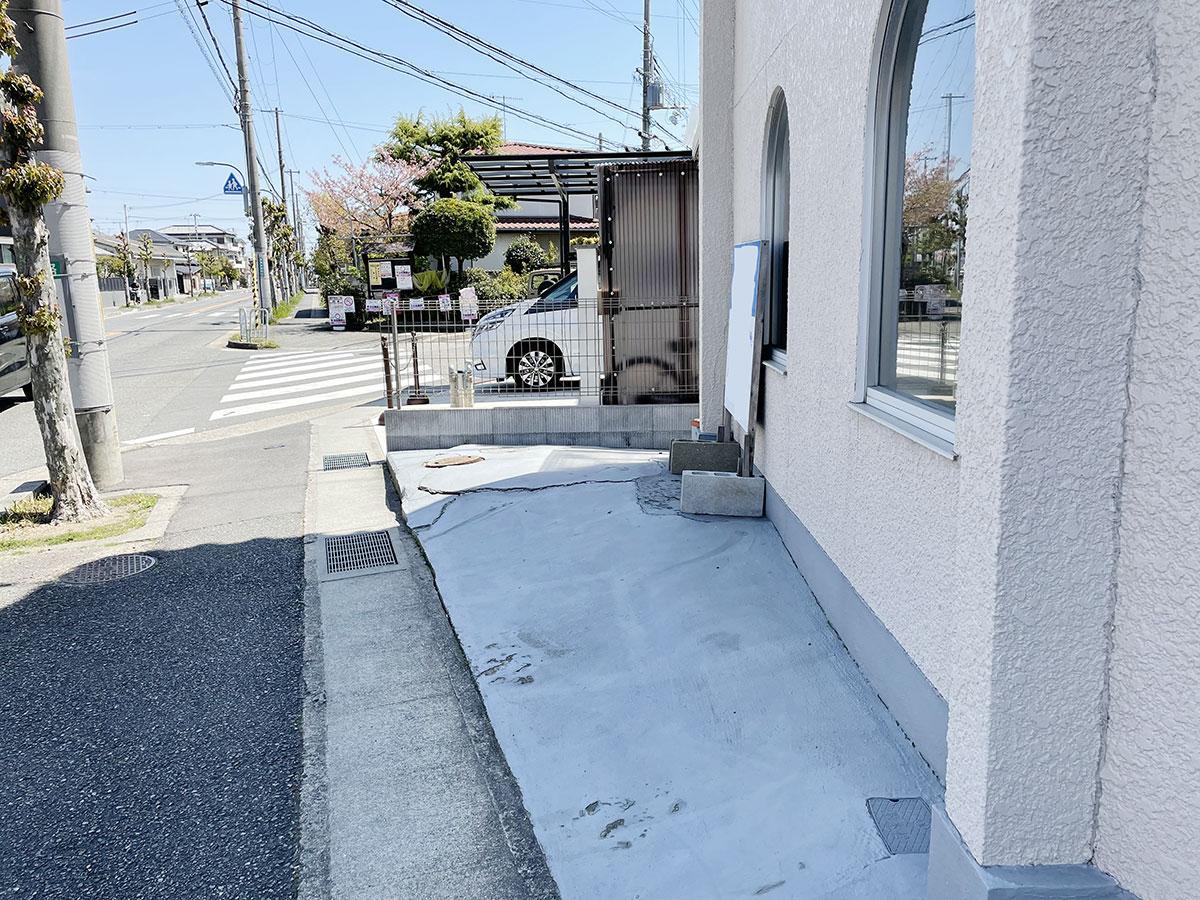 駐車スペース付(軽自動車)