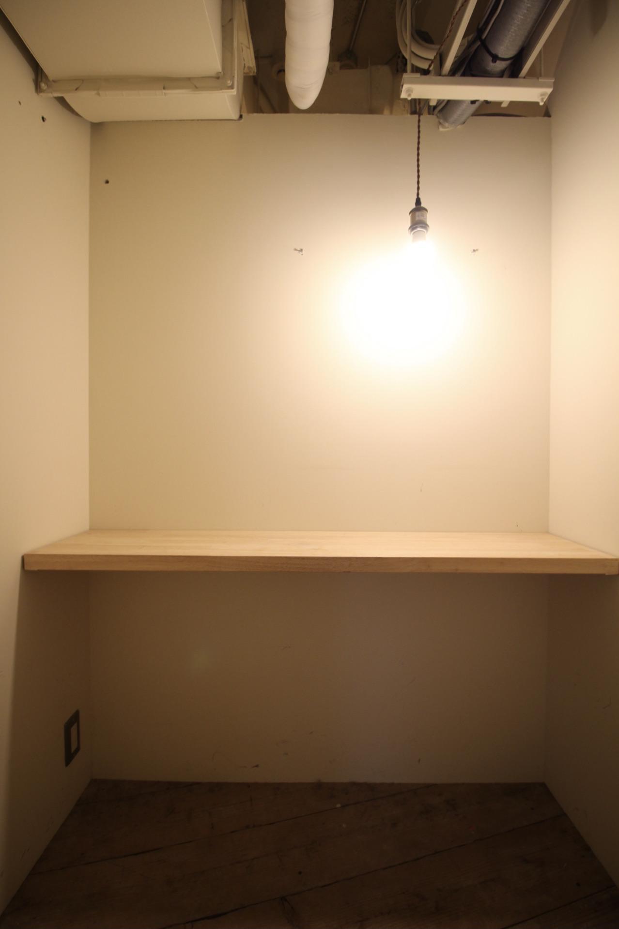web会議ができる個室