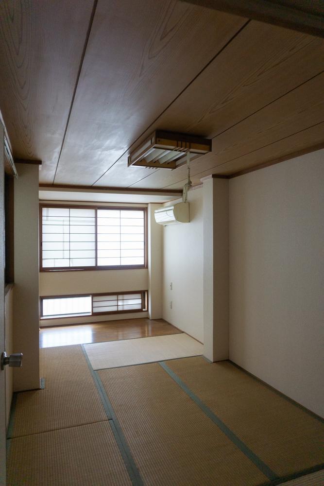 3階は和室