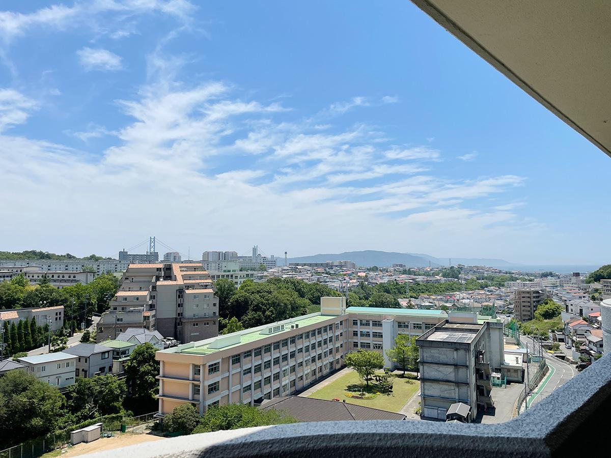 明石の高台から (明石市東山町の物件) - 神戸R不動産
