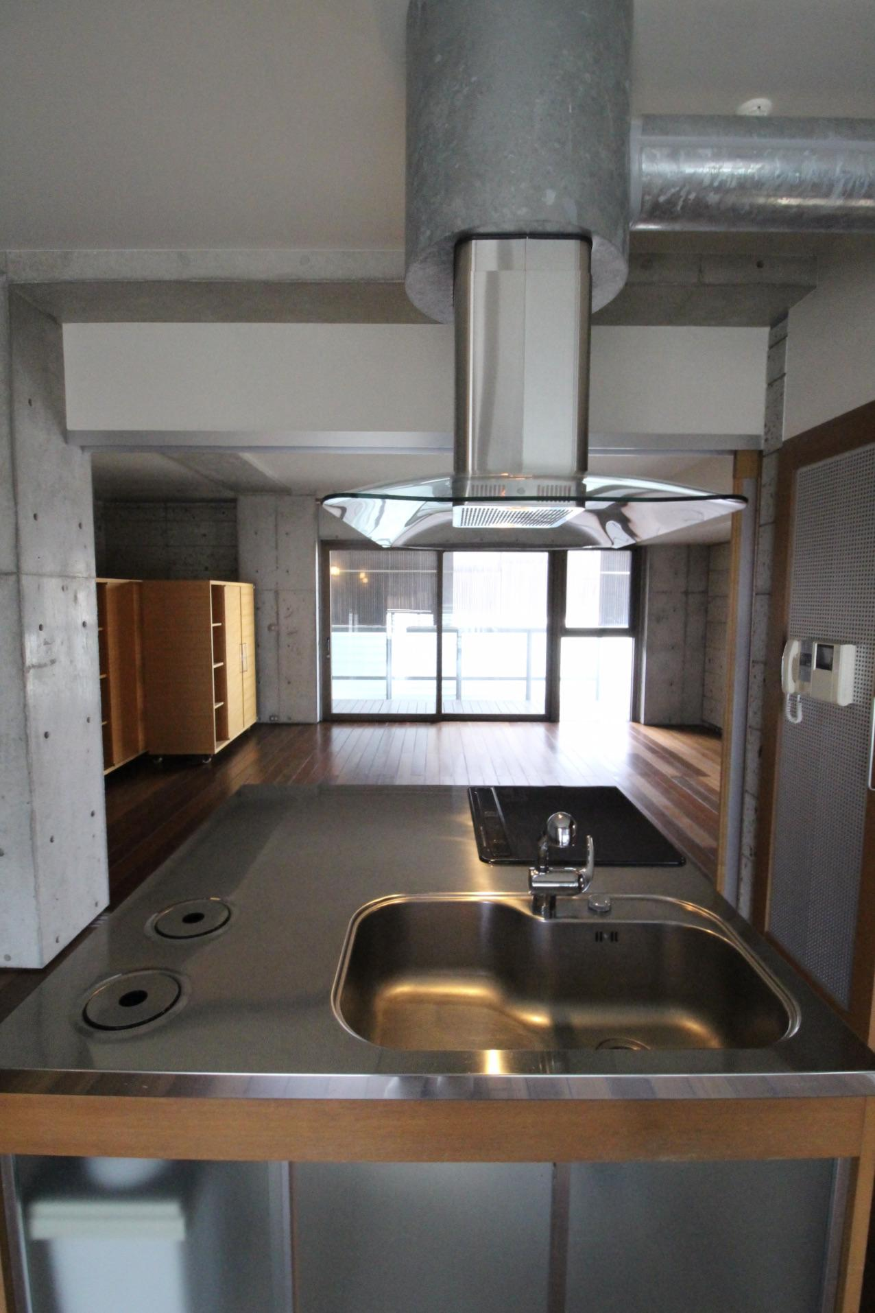 オリジナルのキッチン(Dタイプ)