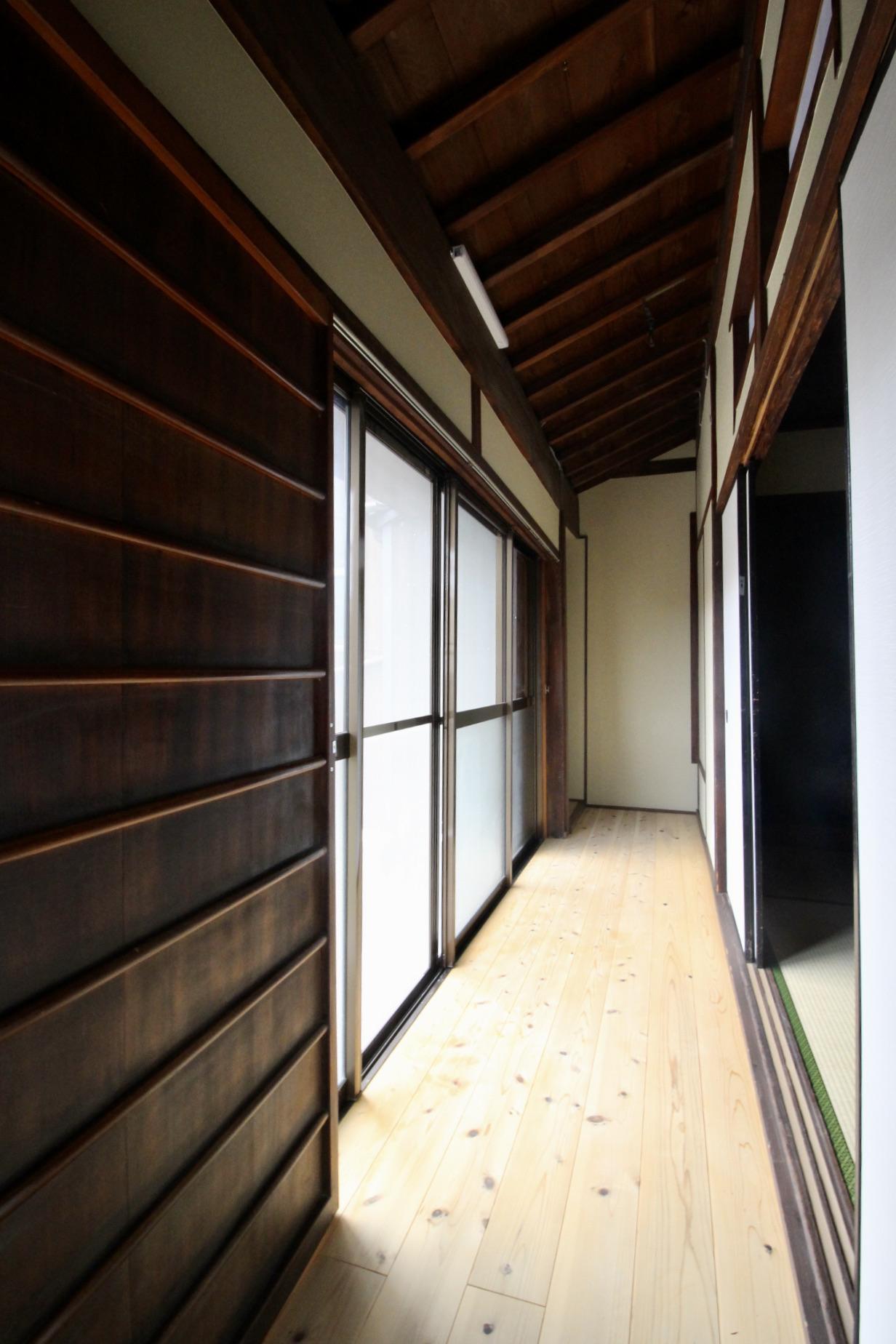 縁側(101号室)