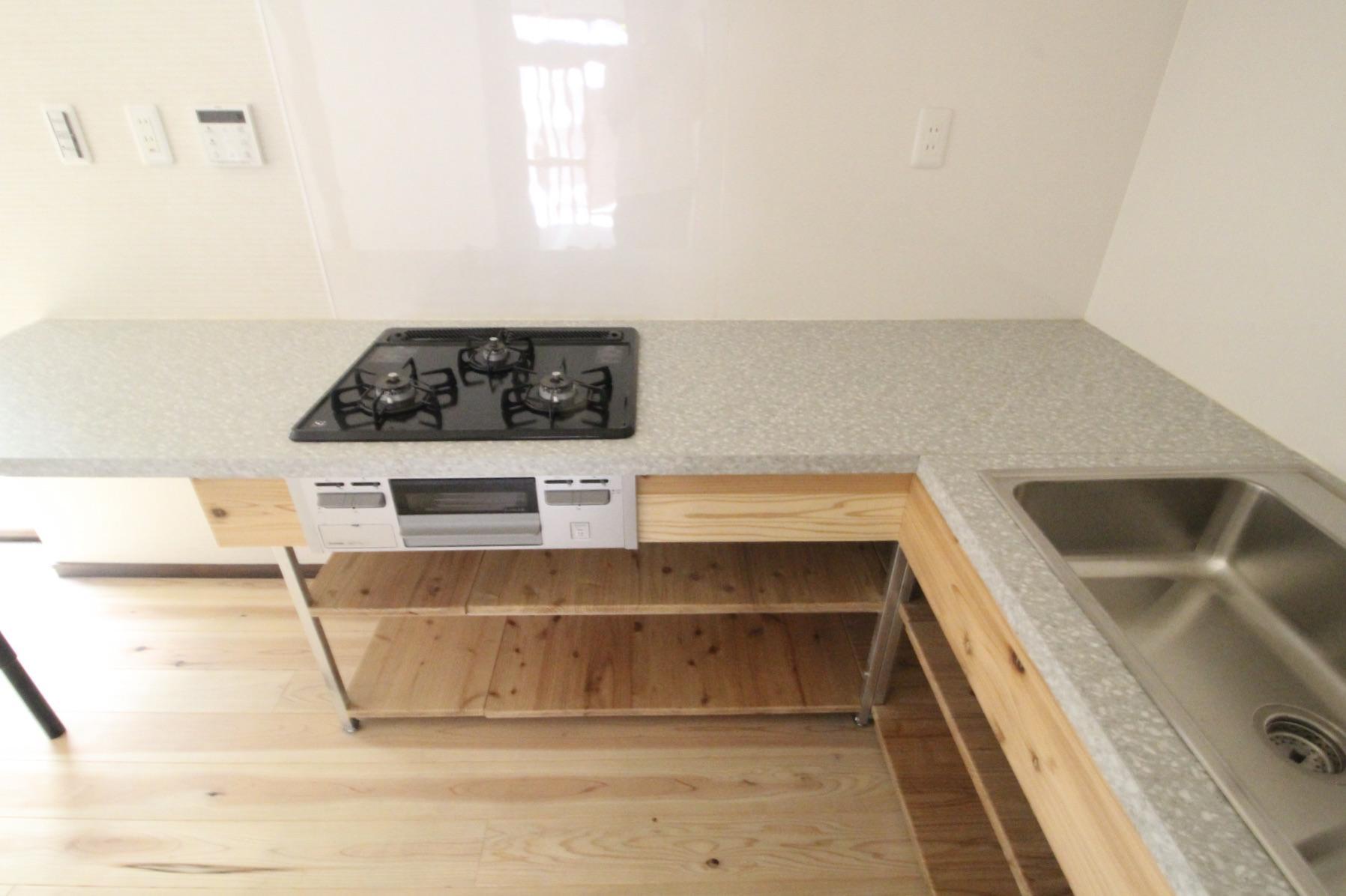 キッチン(101号室)
