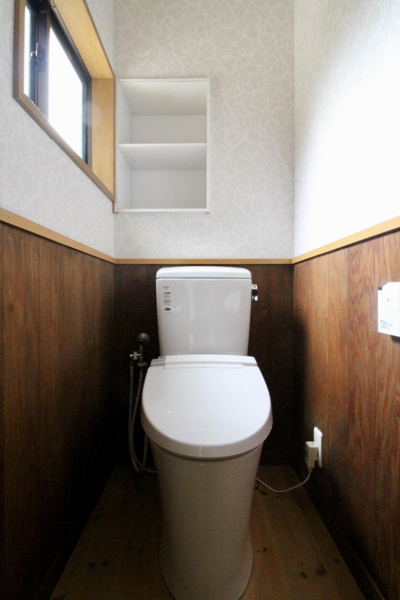 トイレ(101号室)