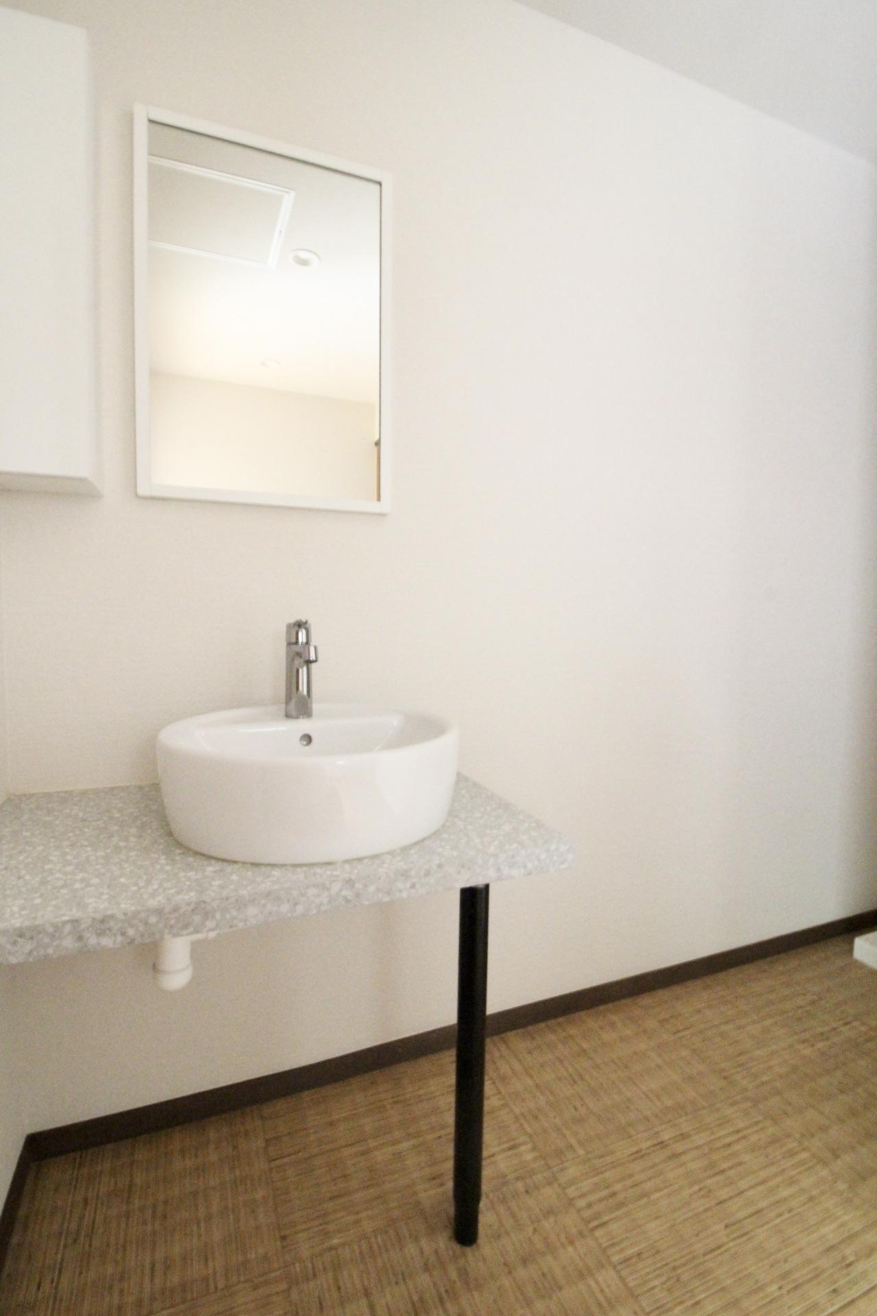 洗面台(101号室)