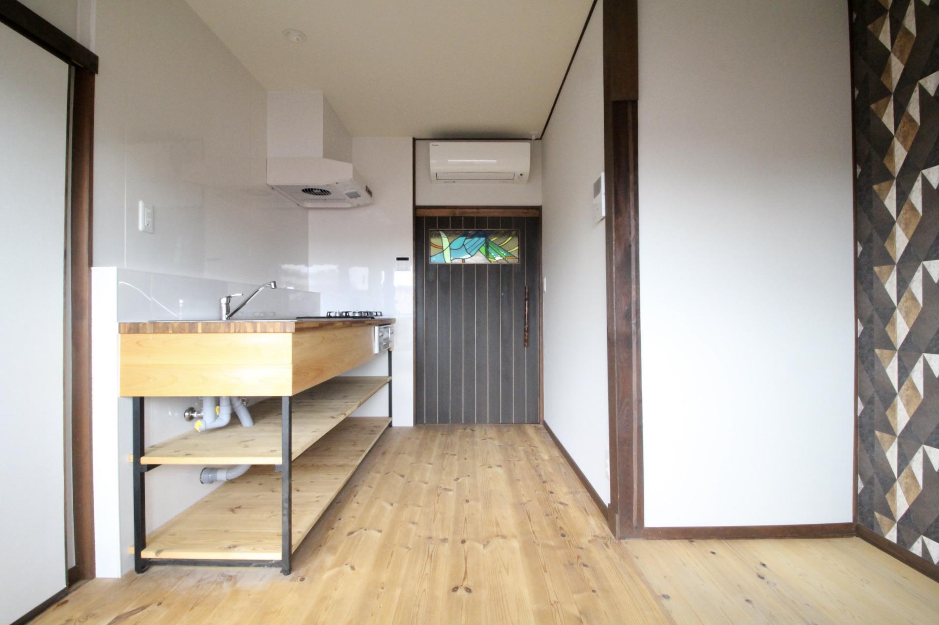 キッチン(201号室)